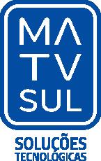 Logotipo MATVSUL Rodap�